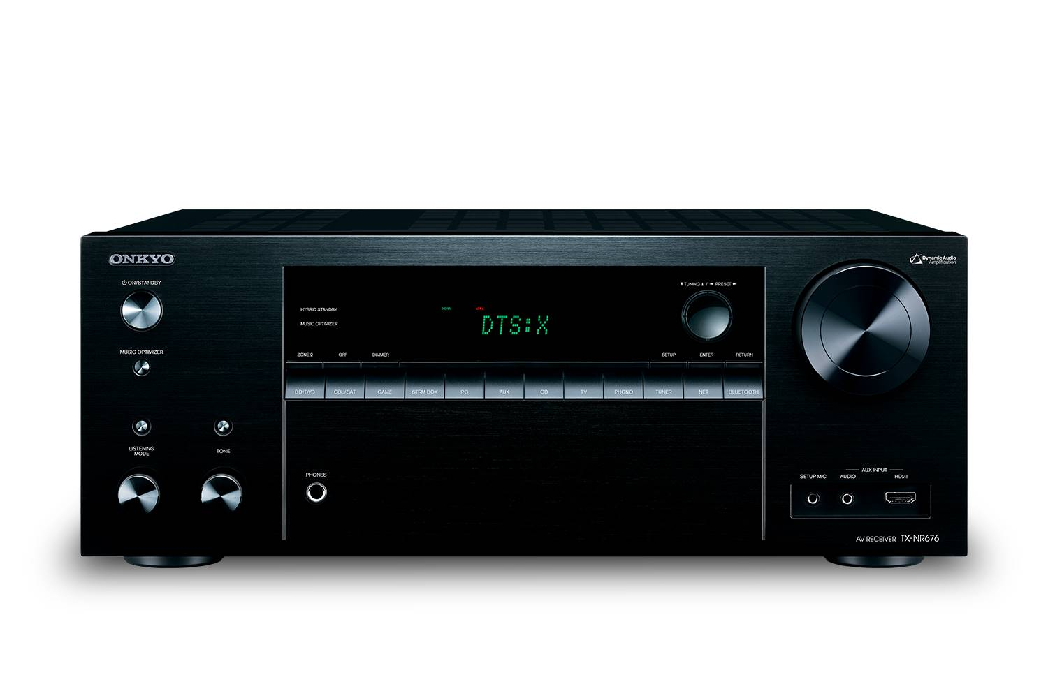 TX-NR676 ONKYO 7.2 CHANNEL NETWORK A/V RECEIVER ************************** CLEARANCE ITEM- NO RETURNS *****ALL SALES FINAL****** **************************