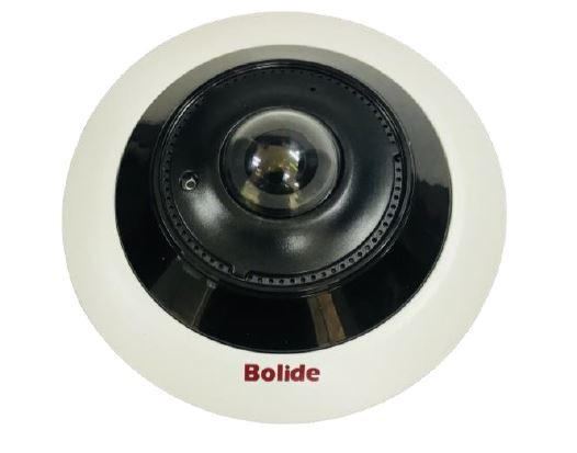 BN1908FE BOLIDE 4K H.265 9MP Fisheye Camera, Up to 8 Views, 360 Fisheye View, 180 Panoramic and Double Panoramic Modes, IR Up to 16Ft, Built-in Microphone, Built-in POE, IP66 Rated, micro SD card slot ************************* SPECIAL ORDER ITEM NO RETURNS OR SUBJECT TO RESTOCK FEE *************************