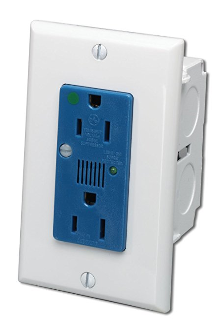 LEV47605-ACS LEVITON J-BOX KIT, SURGE ************************* SPECIAL ORDER ITEM NO RETURNS OR SUBJECT TO RESTOCK FEE *************************