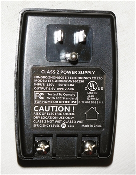 K002B082-1 SENTEX TRANSFORMER FOR THE EL25 ************************** CLEARANCE ITEM- NO RETURNS *****ALL SALES FINAL****** **************************