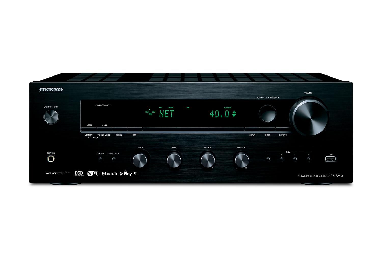 TX-8260 ONKYO NETWORK STEREO RECEIVER