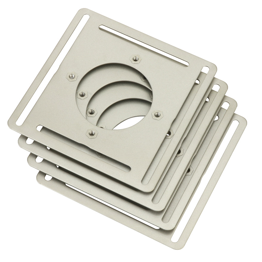 T4007EF NEST ACCESSORY STEEL MOUNTING PLATE. 4 PACK (NEST THERMOSTAT E) ************************* SPECIAL ORDER ITEM NO RETURNS OR SUBJECT TO RESTOCK FEE *************************