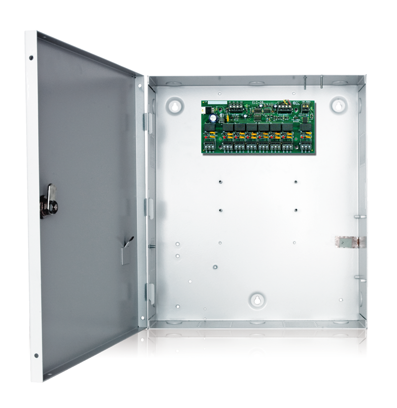 RBH-URC-ELV8-1 RBHUSA Integra Elevator Controller 8 Floor Expansion Unit (1 x RBH-ELV-8 in ENCL1 metal enclosure for URC-2008 Series Controllers) ************************* CLEARANCE ITEM-NO RETURNS *************************
