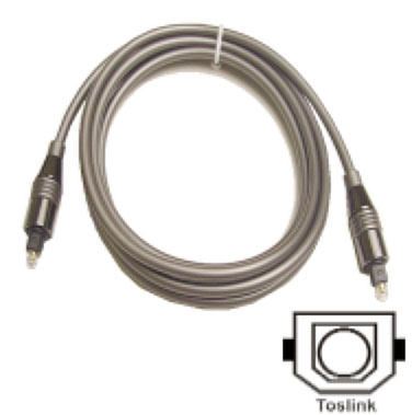 55-504-2 CALRAD 6' OPTICAL CABLE ************************* SPECIAL ORDER ITEM NO RETURNS OR SUBJECT TO RESTOCK FEE *************************