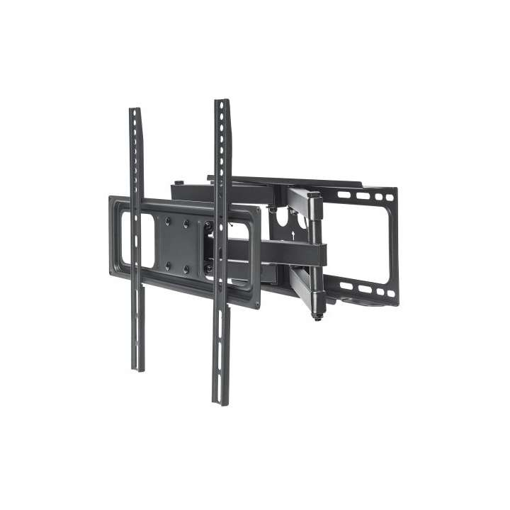 """461344 MANHATTAN UNIVERSAL BASIC LCD FULL-MOTION WALL MOUNT, SUPPORTS ONE 32""""-55"""" FLAT PANEL TV UP TO 88 lbs ************************* SPECIAL ORDER ITEM NO RETURNS OR SUBJECT TO RESTOCK FEE *************************"""