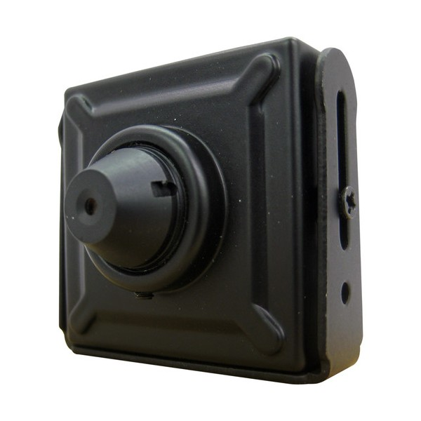 "EM900FP1 EVERFOCUS Indoor Metal Case Pinhole, 1/2.8"" 2.43 megapixel CMOS, 1080P, 720P and 960H, True D/N, D-WDR, 3.7mm conical lens, 12VDC ************************* SPECIAL ORDER ITEM NO RETURNS OR SUBJECT TO RESTOCK FEE *************************"