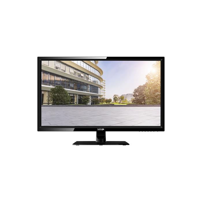 "IMHD4K-24 INVID 24"" Ultra High Definition 4K Monitor, 3840 x 2160 Resolution, HDMI, DisplayPort."