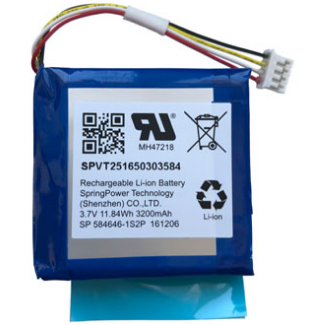 QR0041-840 QOLSYS IQ Panel 2 Battery - Replacement lithium-ion battery for IQ Panel 2