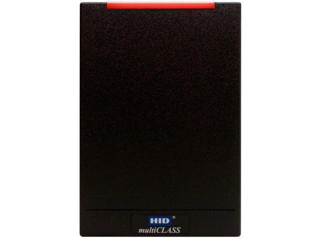 920PTNNEK00000 HID MULTICLASS READER SINGLE GANG SE-R40 W/PIGTAIL BLACK