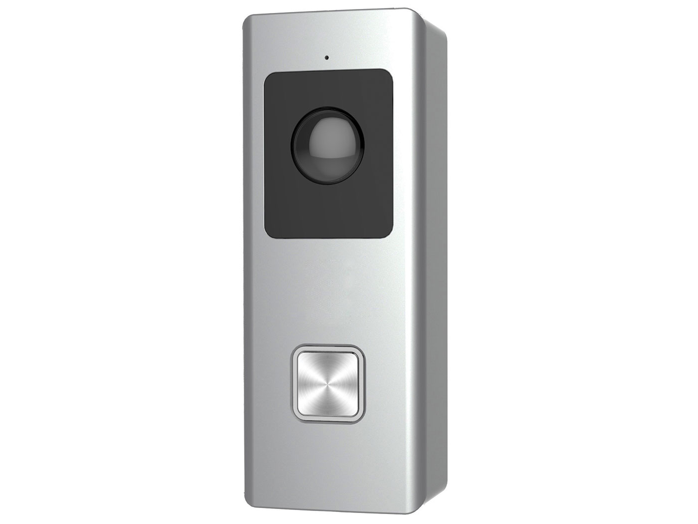 RS-3240 INTERLOGIX UltraSync Doorbell Camera. UltraSync Compatible, 1080p, NTSC/PAL, Wi-Fi, Outdoor Doorbell, D/N, H.264, Audio, 5m IR, 1.96mm @F2.2, doorbell wire, and 16GB Micro SD card Included
