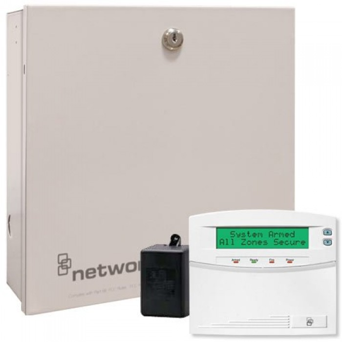 NX-4-KIT-7-RF UTC NX-4 KIT W/NX-148E-RF LCD KEYPAD, T-0001 TRANSFORMER ************************* SPECIAL ORDER ITEM NO RETURNS OR SUBJECT TO RESTOCK FEE *************************