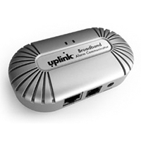 5304575 UPLINK HARD WIRE BROADBAND COMMUNICATOR, CAPABILITY OF SENDING CONTACT-ID DIAL-UP ALARM SYSTEMS OVER THE INTERNET (5200) ************************* SPECIAL ORDER ITEM NO RETURNS OR SUBJECT TO RESTOCK FEE *************************