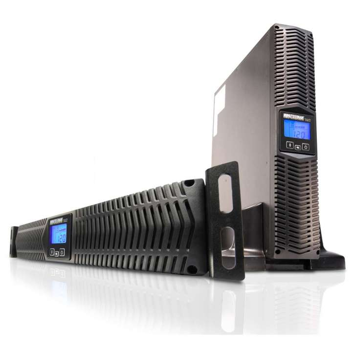 E1500RT2U MINUTEMAN ENTERPRISE SERIES UPS - 1500VA/1200W RACK, TOWER, OR WALL MOUNT ************************* SPECIAL ORDER ITEM NO RETURNS OR SUBJECT TO RESTOCK FEE *************************