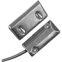 "2204AD-L UTC OVERHEAD DOOR FLOOR MOUNT CONTACT W/ ALUMINUM HOUSING DPDT 3"" GAP 18"" STAINLESS STEEL ARMORED CABLE ************************* SPECIAL ORDER ITEM NO RETURNS OR SUBJECT TO RESTOCK FEE *************************"