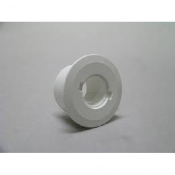 "1908C-N UTC ADAPTOR, 3/8"" TO 3/4"", WHITE USE TO ADAPT OVER-DRILLED HOLES AND TO FACILITATE WIRING, 10-PACK ************************* SPECIAL ORDER ITEM NO RETURNS OR SUBJECT TO RESTOCK FEE *************************"