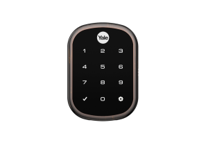YRD256ZW2-OBP YALE Touchscreen Z-Wave-Key Free DB Oil Rubbed Bronze (Permanent) ************************* SPECIAL ORDER ITEM NO RETURNS OR SUBJECT TO RESTOCK FEE *************************