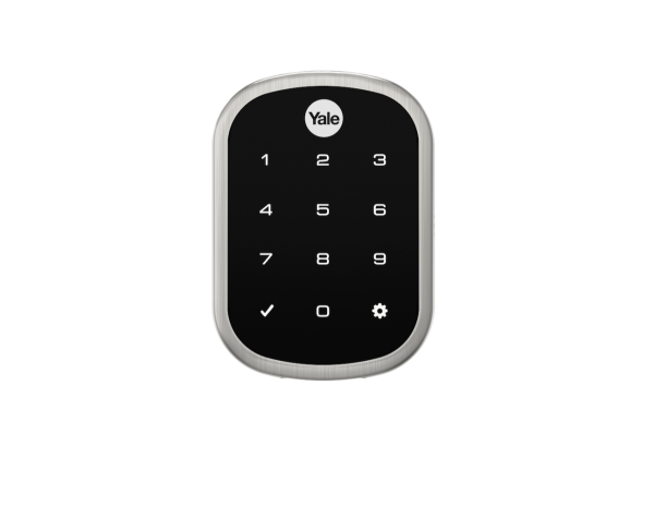 YRD256ZW2-619 YALE Touchscreen Z-Wave-Key Free DB Satin Nickel ************************* SPECIAL ORDER ITEM NO RETURNS OR SUBJECT TO RESTOCK FEE *************************