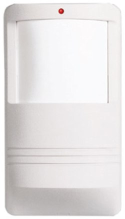 GEMC-BSLC-PIR-L NAPCO Addressable SLC Commercial Burg Device - Low current addressable PIR motion sensor PIR Motion Detector, Range 50'x50'. One GEMC-BSLC Addressable SLC Burg Module will support up to 116 detectors devices.