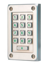 521-715-US PAXTON Vandal resistant metal keypad ************************* SPECIAL ORDER ITEM NO RETURNS OR SUBJECT TO RESTOCK FEE *************************