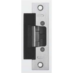 "S6514X32D RUTHERFORD FIELD SELECTABLE LOCK MODE FIELD SELECTABLE VOLTAGE (12 OR 24VDC AND 12 TO 24VAC) STANDARD VERSION (1-3/16"" DEPTH) 3/4"" LATCH"