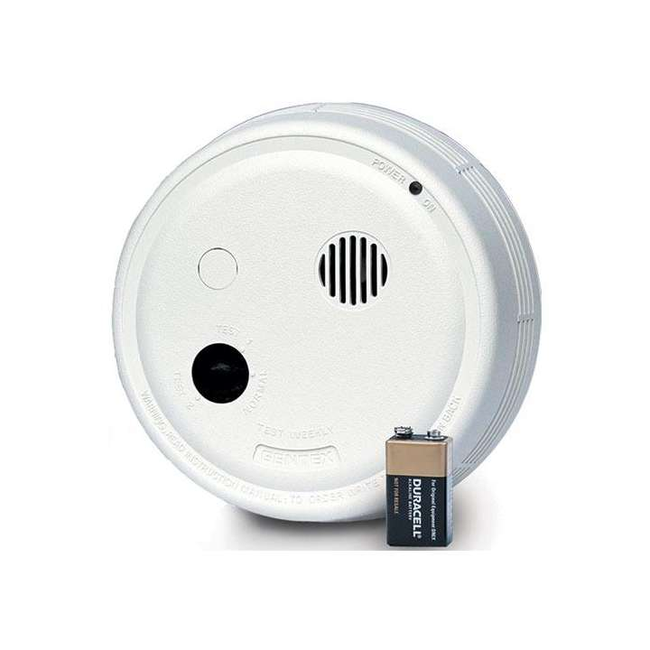 8100 GENTEX 120VAC SMOKE DETECTOR FORM A/ FORM C DRY RELAY CONTACTS ************************* SPECIAL ORDER ITEM NO RETURNS OR SUBJECT TO RESTOCK FEE *************************