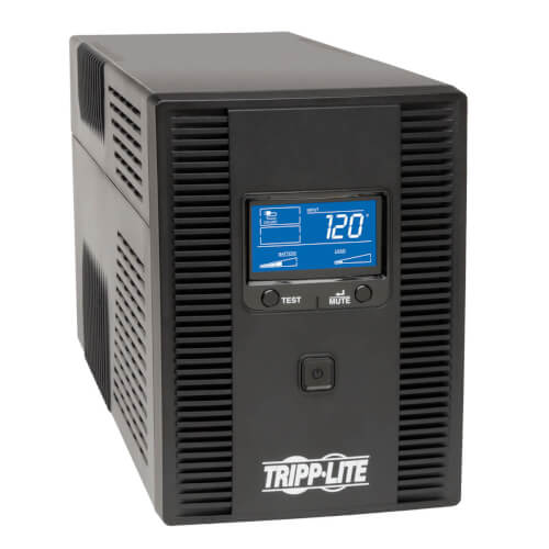 SMART1500LCDT TRIPPLITE 1500VA UPS Smart LCD Tower Battery Back Up AVR 120V USB Coax RJ45 ************************* SPECIAL ORDER ITEM NO RETURNS OR SUBJECT TO RESTOCK FEE *************************