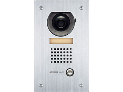 AX-DVF AIPHONE FLUSH VANDAL VIDEO DOOR STATION ************************* SPECIAL ORDER ITEM NO RETURNS OR SUBJECT TO RESTOCK FEE *************************