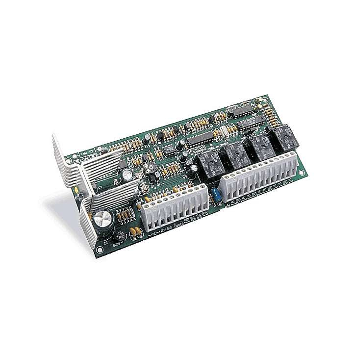 DSCPC4204 DSC MAXSYS POWER SUPPLY 4-RELAY OUTPUT MODULE ************************* SPECIAL ORDER ITEM NO RETURNS OR SUBJECT TO RESTOCK FEE *************************