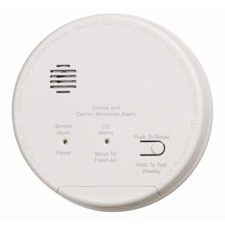 GN-503 GENTEX SMOKE/CO DETECTOR 120V BATTERY BACKUP ************************* SPECIAL ORDER ITEM NO RETURNS OR SUBJECT TO RESTOCK FEE *************************