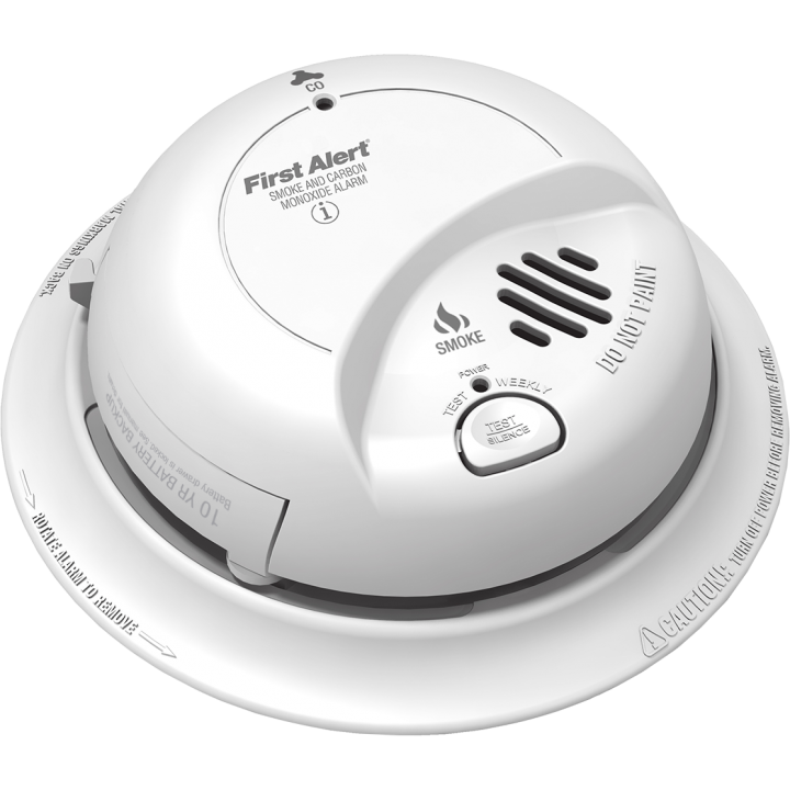 SC9120LBL BRK COMBO SMOKE/CO DETECTOR 10 YEAR SEALED BATTERY BACKUP **AVAILABLE IN 12 PACKS** ************************* SPECIAL ORDER ITEM NO RETURNS OR SUBJECT TO RESTOCK FEE *************************