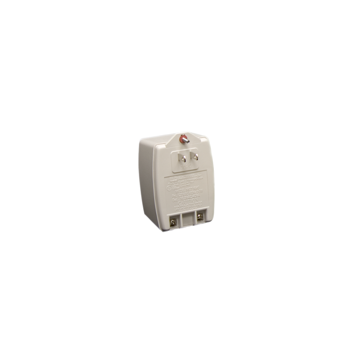 DSCPTD1640U DSC HIGH EFFICIENCY PLUG-IN TRANSFORMER 16V 40VA UL APPROVED FOR USE WITH DSC HYBRID CONTROL PANELS