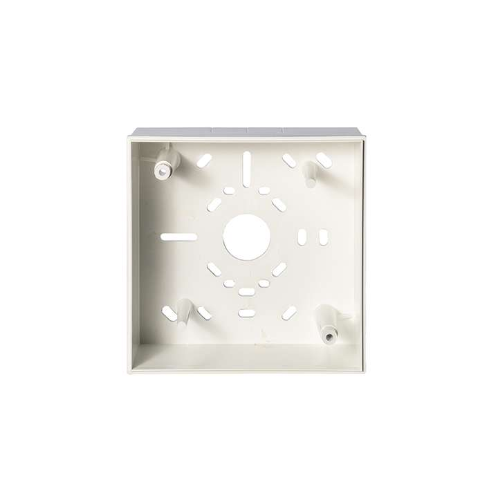 SMB500-WH SILENT KNIGHT SURFACE MOUNT BOX; FOR INTELLIGENT CONTROLS OR MONITOR MODULES.