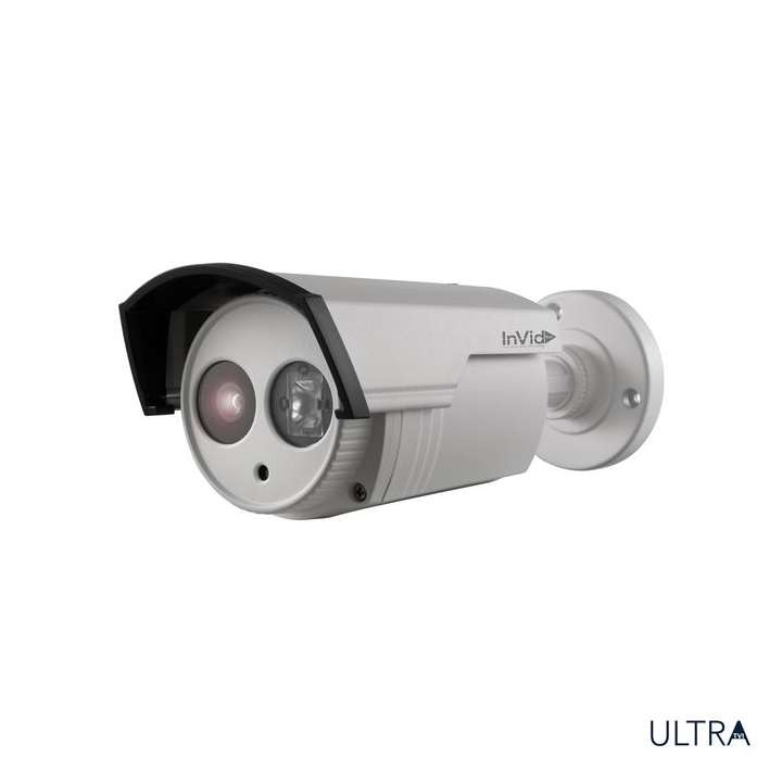 ULT-C2BXIR36 INVID OUTDOOR 1080P HD-TVI EXIR BULLET 3.6MM IR UTC CONTROL ************************* SPECIAL ORDER ITEM NO RETURNS OR SUBJECT TO RESTOCK FEE *************************