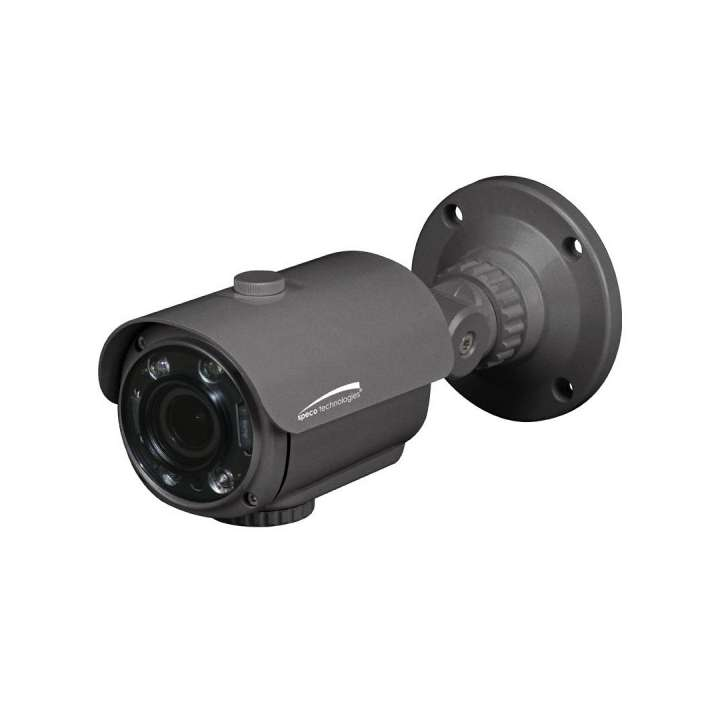 HT7043T SPECO HD-TVI 3MP BULLET IR 2.8-12MM GREY ************************* SPECIAL ORDER ITEM NO RETURNS OR SUBJECT TO RESTOCK FEE *************************