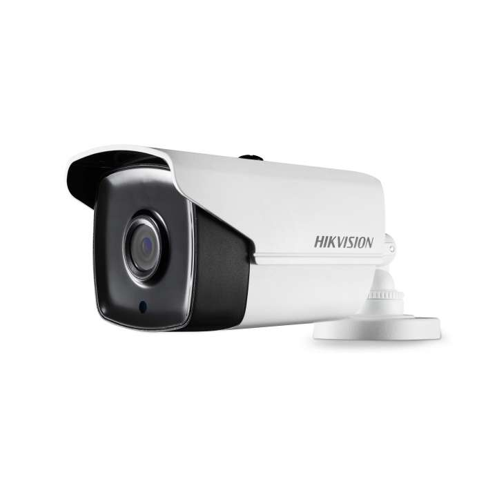 DS-2CE16H5T-IT3E3.6MM Hikvision Outdoor IR Bullet TurboHD 4.0 HD-TVI 5MP 3.6mm 40m EXIR 2.0 Day/Night True WDR Smart IR PoC UTC Menu IP67 12 VDC