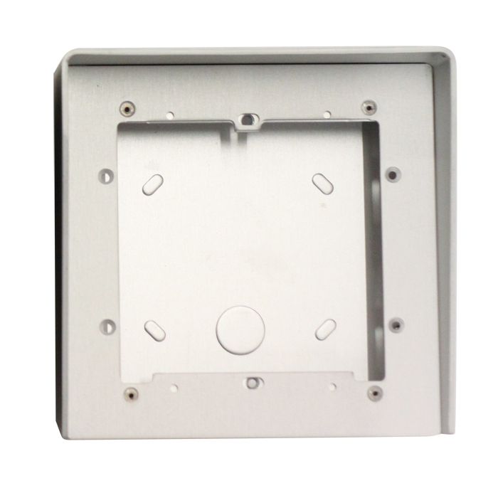 31161 COMELIT HOUSING W/ RAIN SHIELD FOR 1 MODULE ENTRANCE PANEL ************************* SPECIAL ORDER ITEM NO RETURNS OR SUBJECT TO RESTOCK FEE *************************