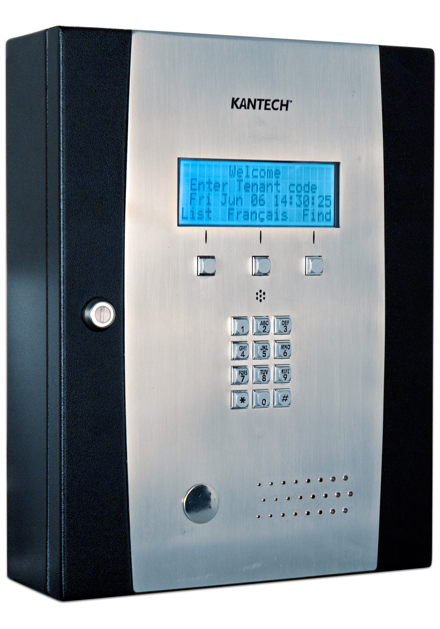 KTES-US KANTECH TELEPHONE ENTRY 3000 TENANTS ************************* SPECIAL ORDER ITEM NO RETURNS OR SUBJECT TO RESTOCK FEE *************************