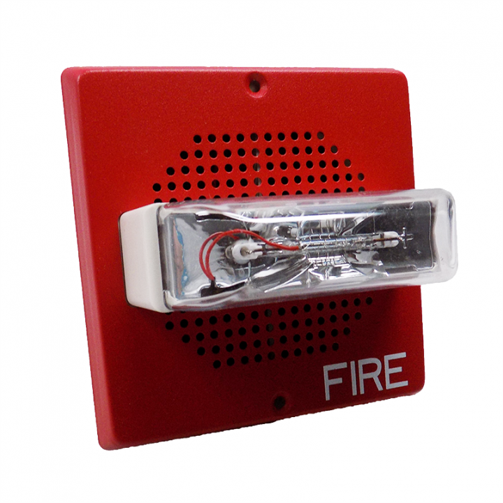 WHET70-24MCW-FR WHEELOCK #9020 MULTI-CANDELA SPEAKER/STROBE WALL MOUNT ONLY SQUARE, RED 15/30/75/110CD ************************* SPECIAL ORDER ITEM NO RETURNS OR SUBJECT TO RESTOCK FEE *************************