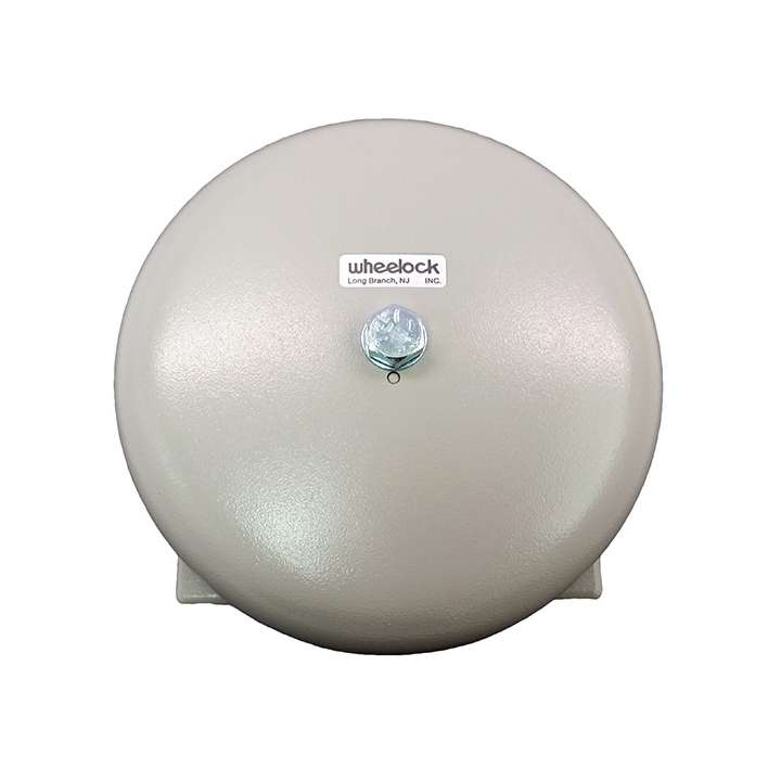 WHTB-593 WHEELOCK #4103 IN/OUTDOOR BELL, 55-130 VAC, 20-30HZ, 90DB ************************* SPECIAL ORDER ITEM NO RETURNS OR SUBJECT TO RESTOCK FEE *************************