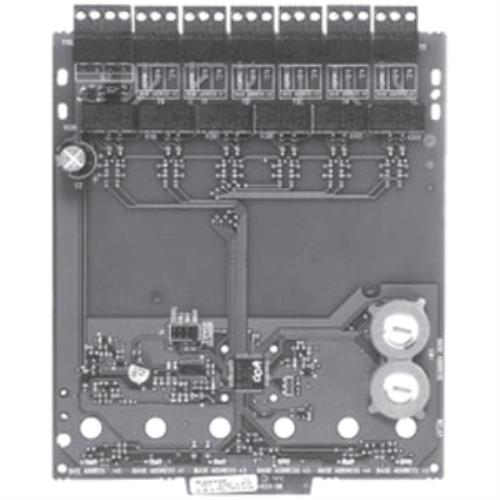 FLCRF-300-6 FIRE-LITE 6 RELAY MODUAL BOARD ************************* SPECIAL ORDER ITEM NO RETURNS OR SUBJECT TO RESTOCK FEE *************************