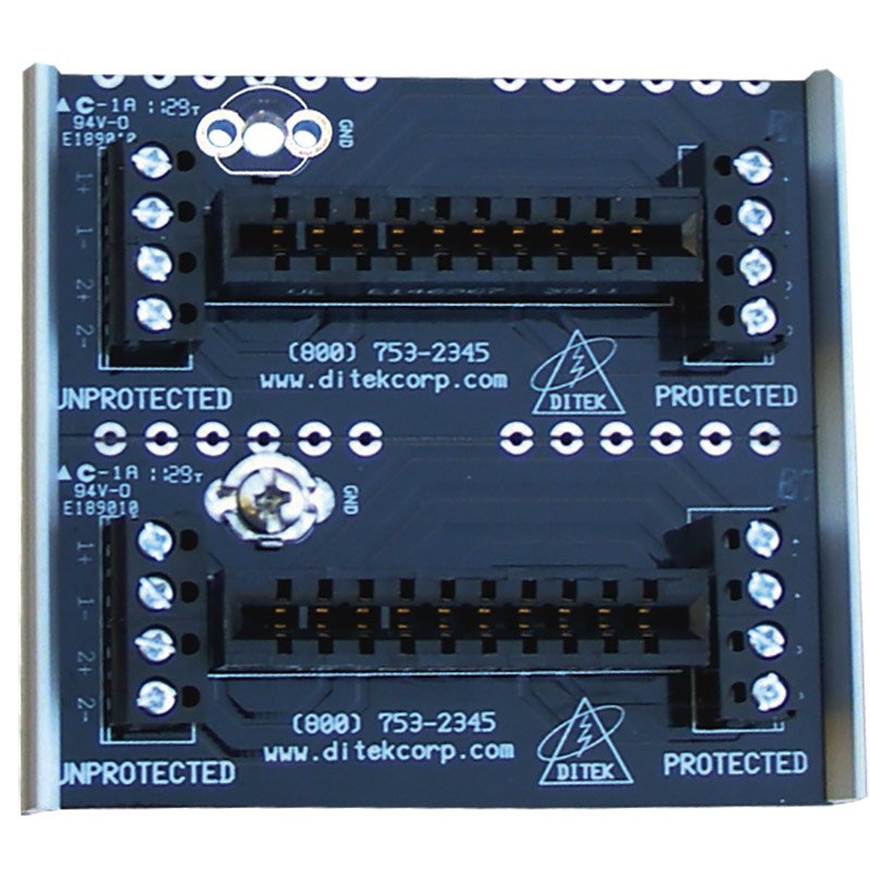 DTK-2MB DITEK TWO MODULE SNAPTRACK-TYPE BASE FOR 2MHLP SERIES ************************* SPECIAL ORDER ITEM NO RETURNS OR SUBJECT TO RESTOCK FEE *************************