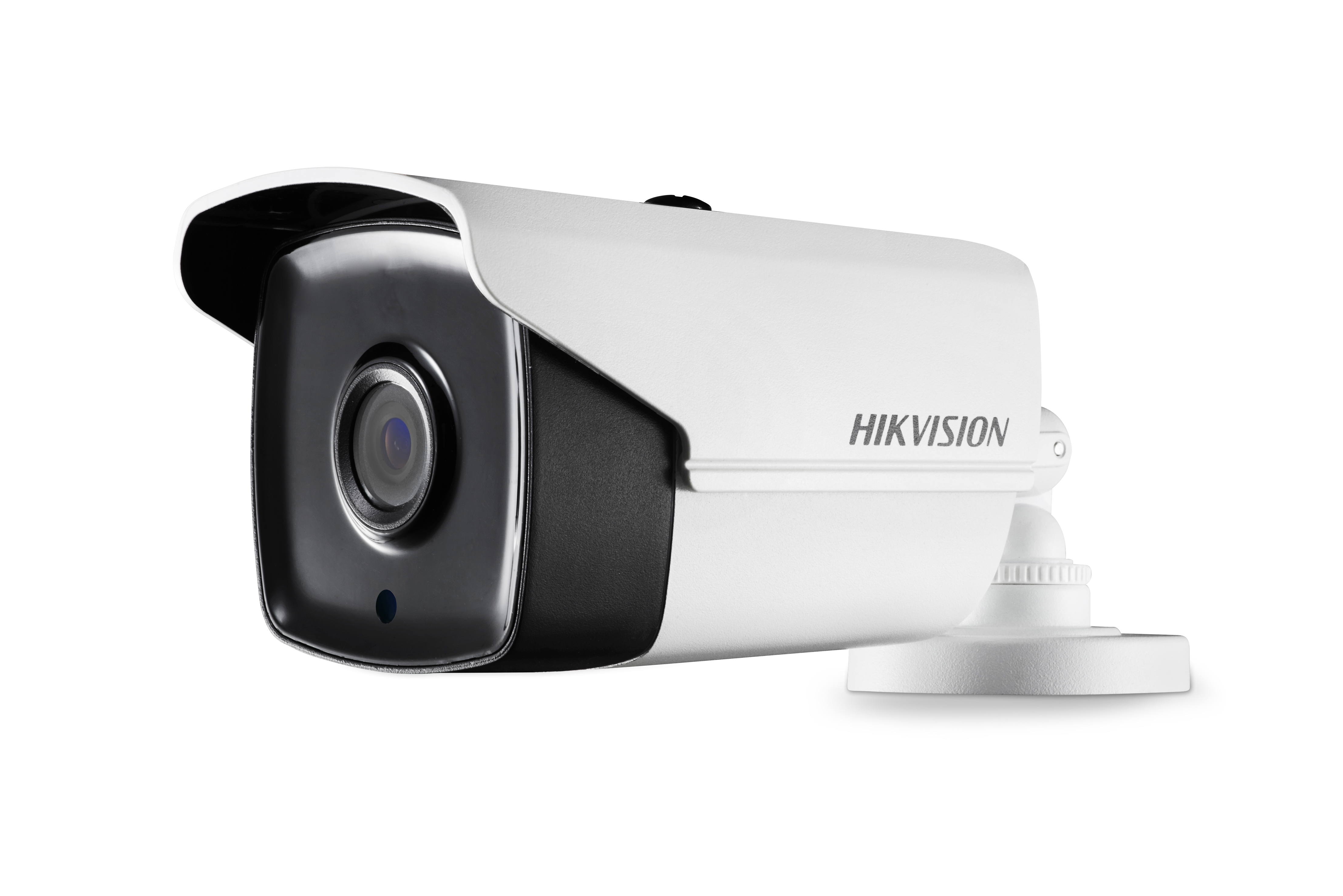 DS-2CE16D8T-IT512MM Hikvision Outdoor IR Bullet TurboHD 4.0 HD-TVI 2MP 12mm Ultra Low Light 80m EXIR 2.0 Day/Night True WDR Smart IR UTC Menu IP67 12 VDC