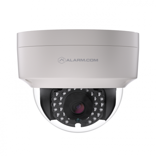 ADC-V825 ALARM.COM POE DOME CAMERA 2.8MM LENS ************************* SPECIAL ORDER ITEM NO RETURNS OR SUBJECT TO RESTOCK FEE *************************