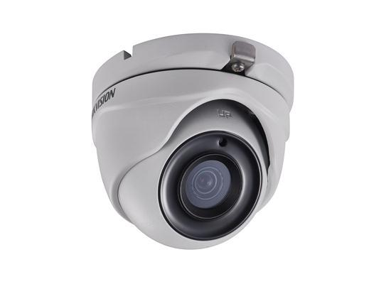 DS-2CE56D8T-ITM3.6MM Hikvision Outdoor IR Turret TurboHD 4.0 HD-TVI 2MP 3.6mm Ultra Low Light 20m EXIR 2.0 Day/Night True WDR Smart IR IP67 12 VDC