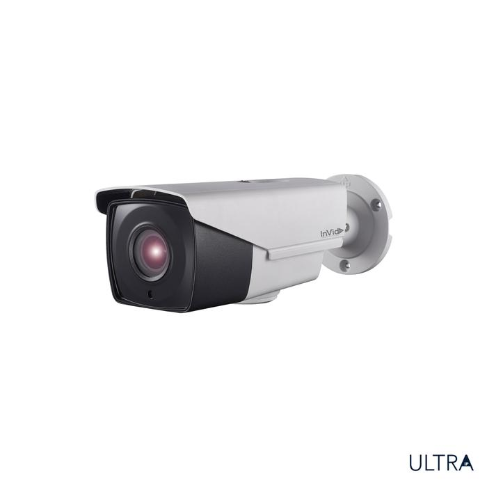 ULT-P2LPR300 INVID 2MP IP ULTRA XIR LICENSE PLATE CAMERA 8-32MM LENS ************************* SPECIAL ORDER ITEM NO RETURNS OR SUBJECT TO RESTOCK FEE *************************