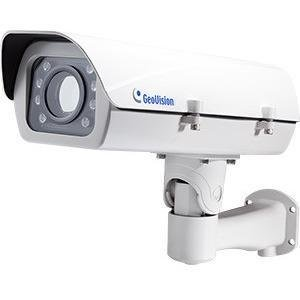 610-LPR1200-000 GEOVISION GV-LPR1200 1MP IP LPR Cam 20M with Built-in recognition (All in one) with power adapter, B/W ************************* SPECIAL ORDER ITEM NO RETURNS OR SUBJECT TO RESTOCK FEE *************************