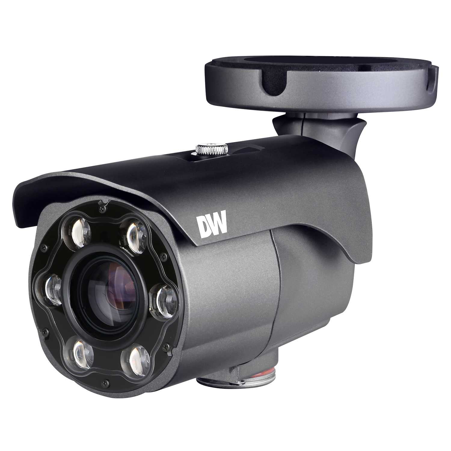 DWC-MB44iALPR DIGITAL WATCHDOG MEGApix Weatherproof LPR Bullet, 4MP 1/3 Cmos Sensor @ 30fps, 6-50MM Varifocal Motorized Zoom with Autofocus P-Iris Lens, 60ft Smart IR, Dual Codecs (H.264,MJEPG), Smart DNR, AGC, AWB, Programmable Privacy Zones, Two Way Audio, Alarm Input, Relay Output, Web Server Built in, Cold Start -40F(-40C), Micro SD/SDHC/SDXC Class 10 Card Slot (card not included), Onvif Profile S, IP66, PoE and 12VDC, 5 Year Warranty, Captures licenses plates up to 50mph with up to 60ft capture range. ************************* SPECIAL ORDER ITEM NO RETURNS OR SUBJECT TO RESTOCK FEE *************************