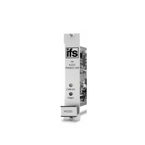 AR1000-R3 UTC FM Audio Receiver MM 1 Fiber Rack Mount