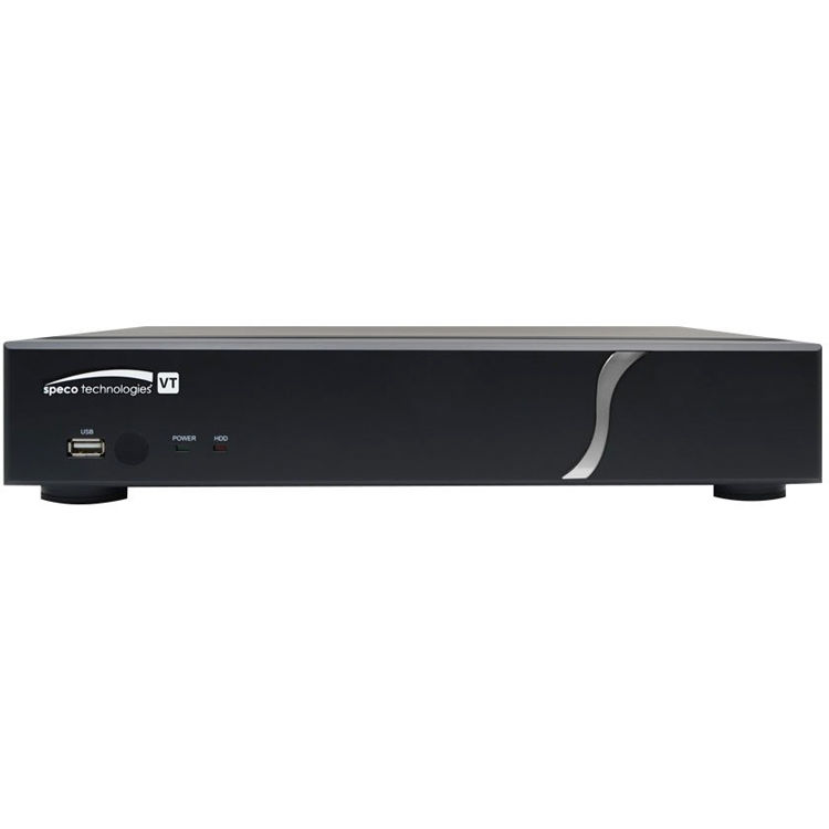 D16VT4TB SPECO 16 Channel 1080p TVI DVR 4TB ************************* SPECIAL ORDER ITEM NO RETURNS OR SUBJECT TO RESTOCK FEE *************************