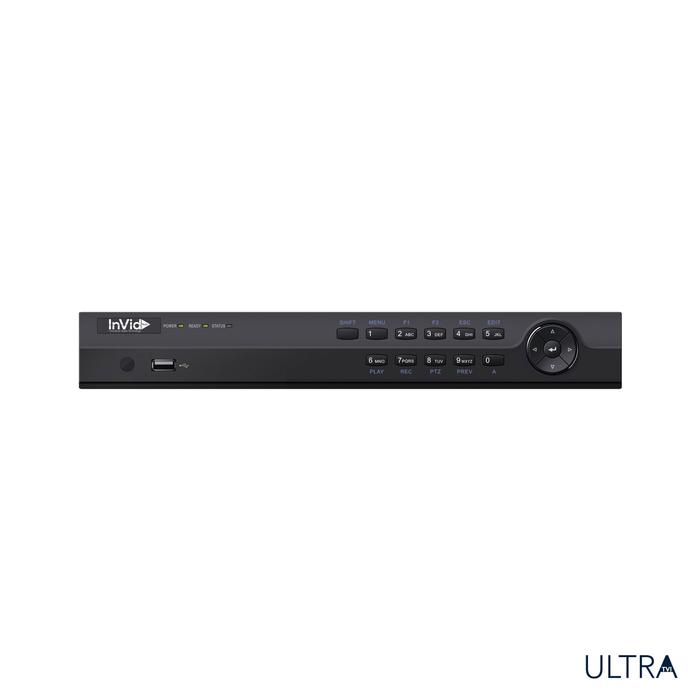 UD5A-16 INVID 16CH TVI RECORDER HANDLES 2/3/4 TVI CAMERAS ************************* SPECIAL ORDER ITEM NO RETURNS OR SUBJECT TO RESTOCK FEE *************************